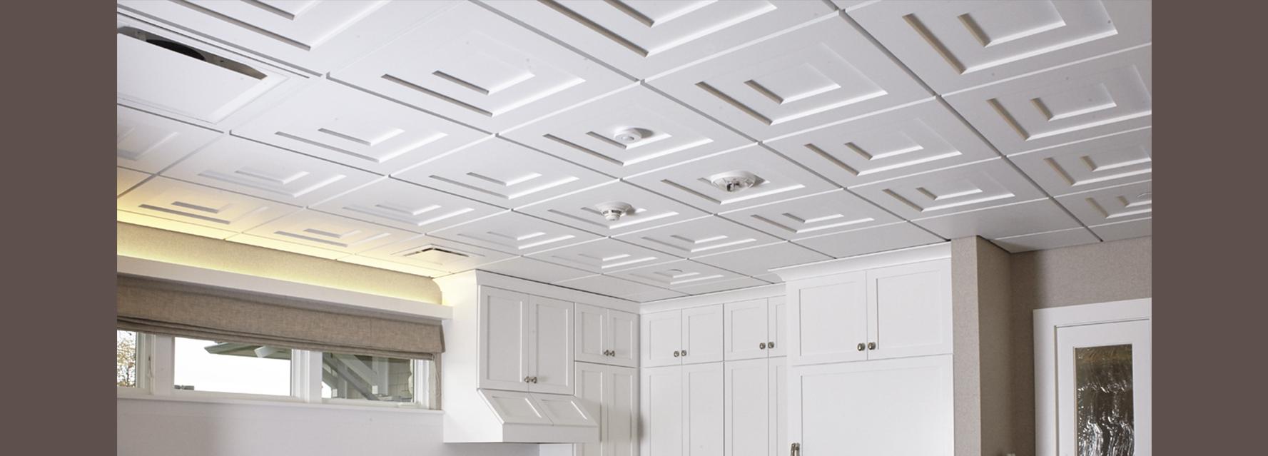 Artisan Plaster Ceiling Tile